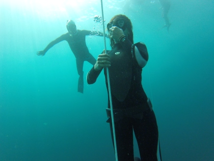 Free Dive Egualisation