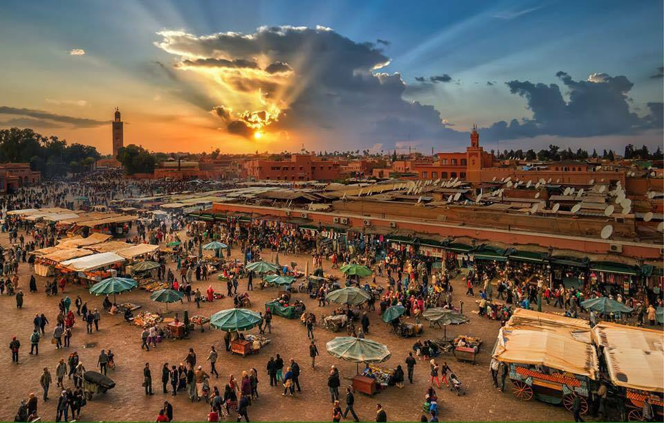 Travel Marrakesh.